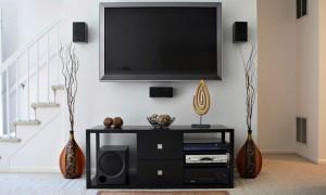 stationary television mounts